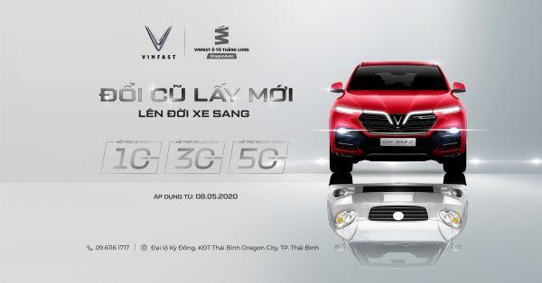 Xe ô tô cũ nào đủ điều kiện để đổi sang xe VinFast mới?